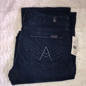 """7 For All Mankind Jeans - 7 For All Mankind """"A"""" Pocket Jeans ❤️"""